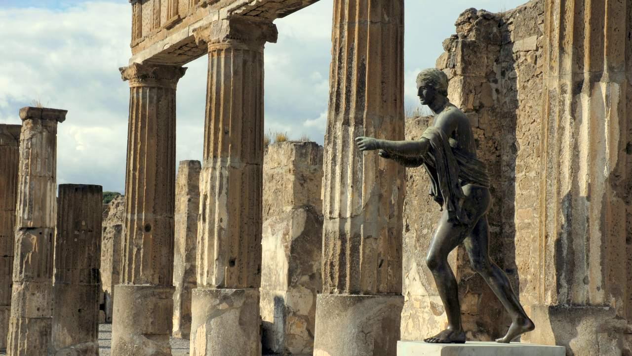 Pompei Angel Tours