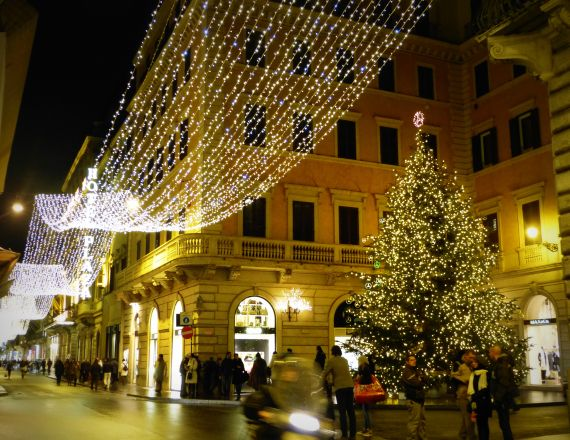 Christmas Day Tour Rome