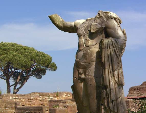 Ostia Antica Day Tour