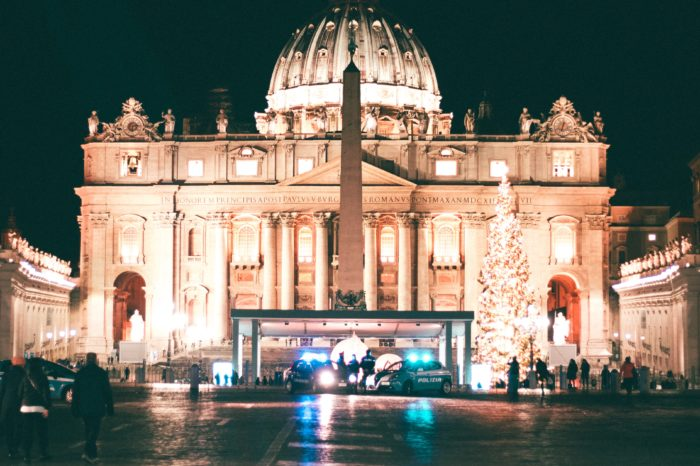 Vatican City Christmas Day Tour